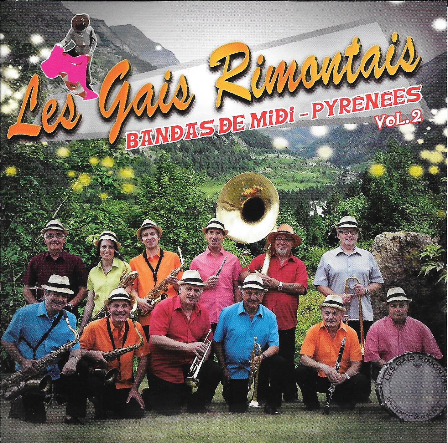 couverture du 3e CD 2015